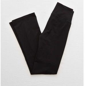 Aerie Chill Leggings Black
